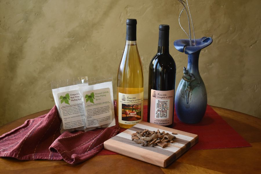 Red and White Mulled Wine Package