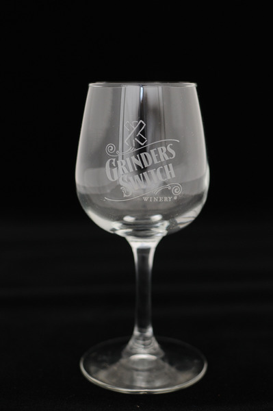 Product Image for Small GSW Wine Glass - 6 1/4 oz.