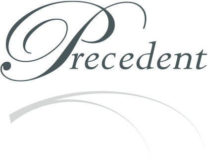 Logo for Precedent Wine