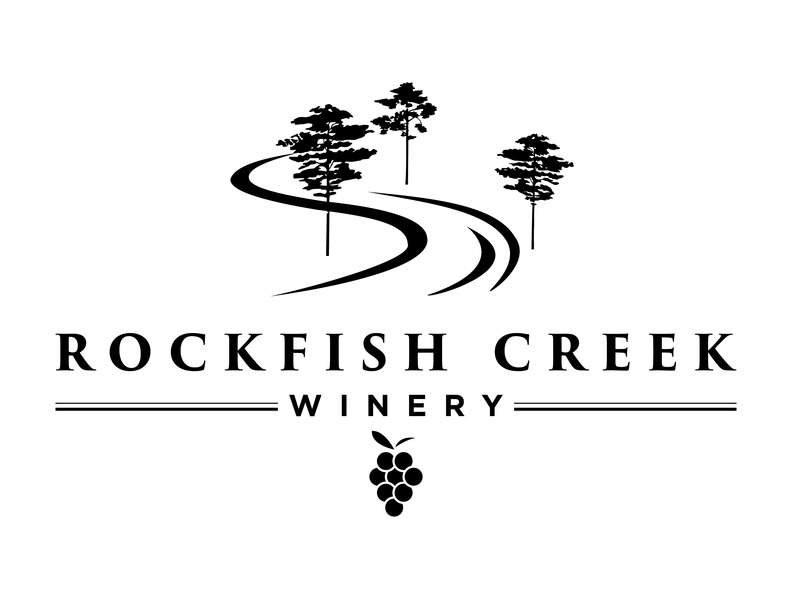 Logo for Rockfish Creek Winery