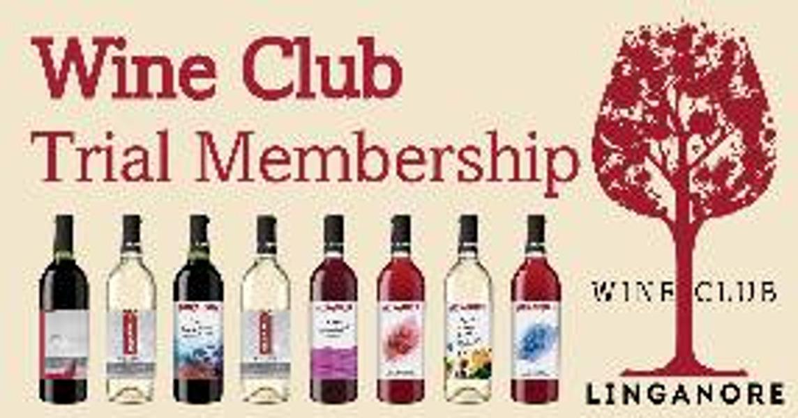Wine Club Trial - Sweet