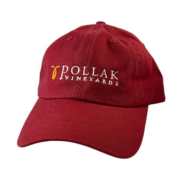 Pollak Hat - Maroon