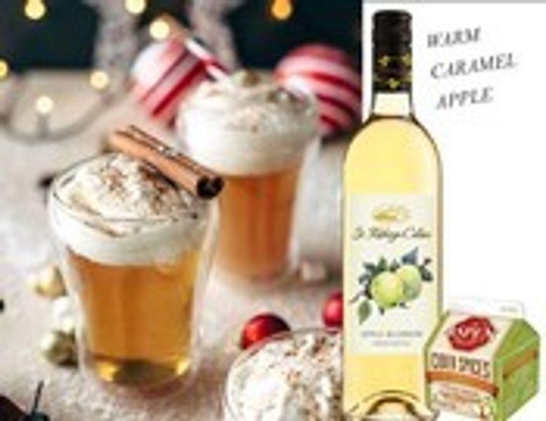 Warm Caramel Apple Cocktail Kit