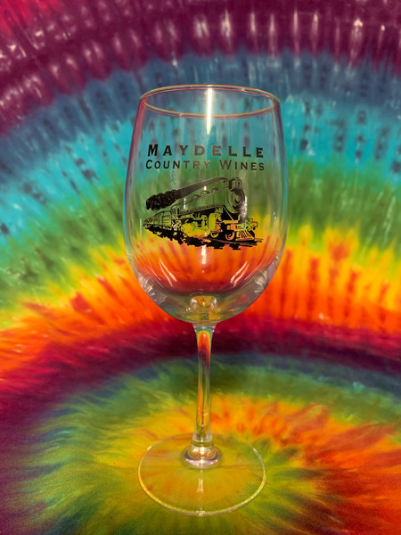Maydelle Wine Glass