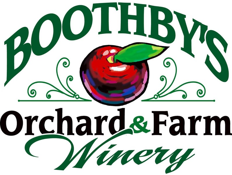 Logo for Boothby's Orchard and Farm