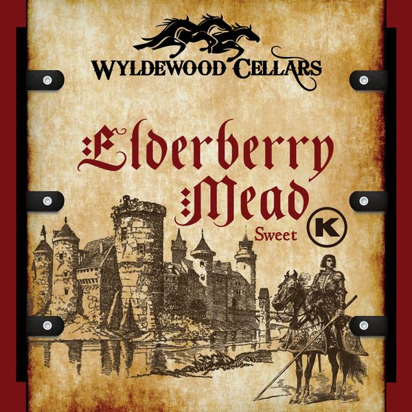 Elderberry Mead