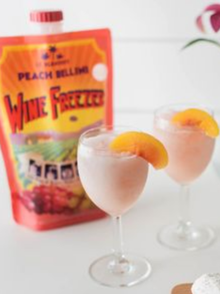 Lt. Blenders Peach Bellini Wine Sangria