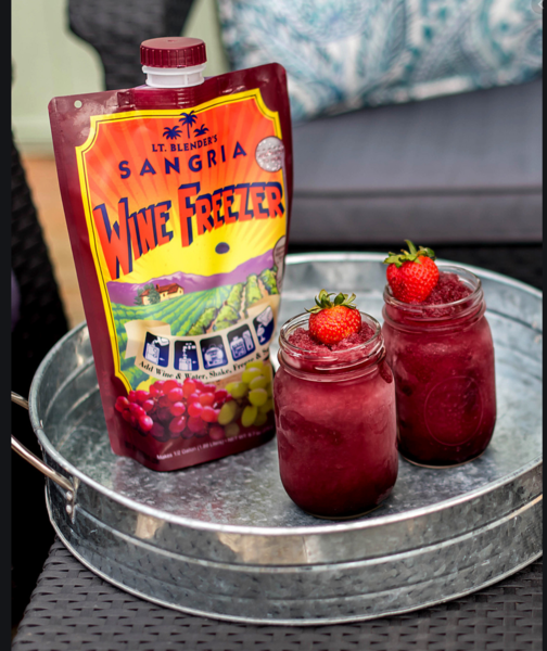 Lt. Blenders Red Sangria