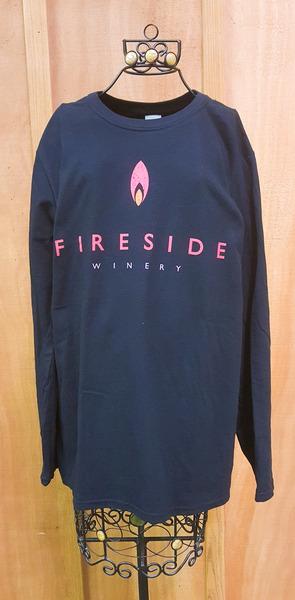 Fireside Long Sleeve T-shirt Small