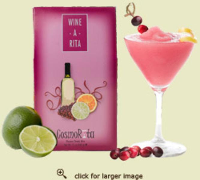 Cosmo-rita Wine Slushy Mix