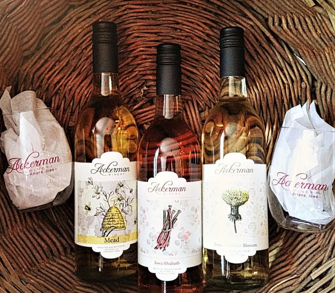 Iowa Wine Gift Pack