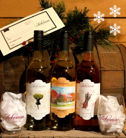 Product Image for Iowa Wine Gift Pack