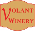 Brand for Volant Mill Winery