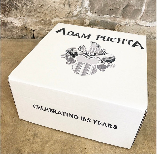 2 Bottle APW Crest Gift Box