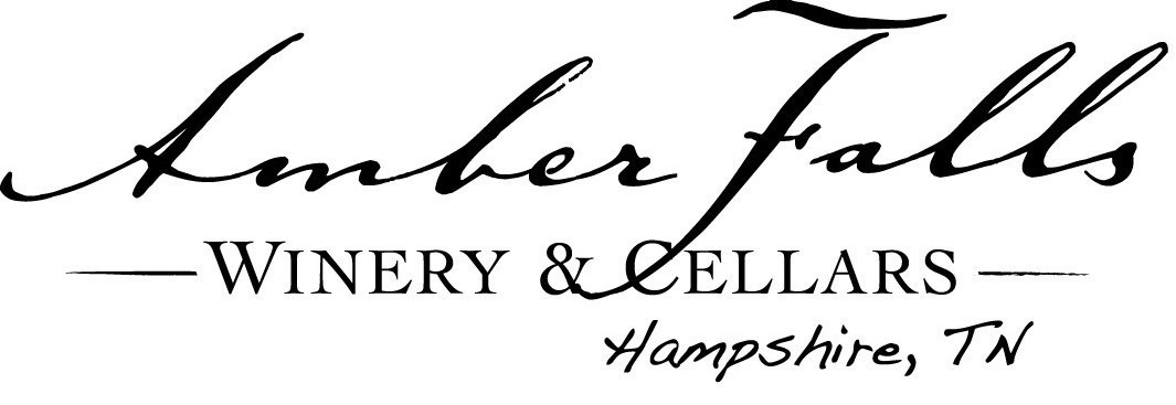 Logo for Amber Falls Winery and Cellars