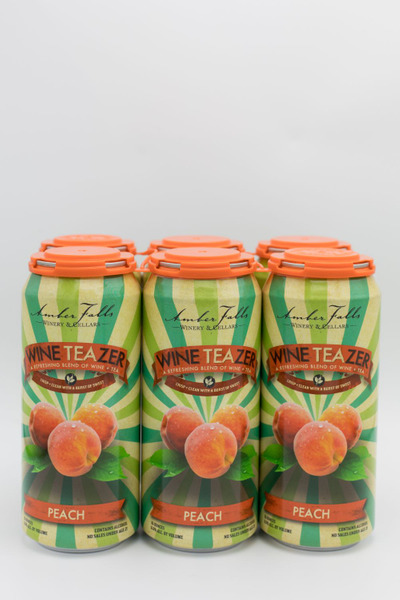 Peach WineTeazer 12 Pack
