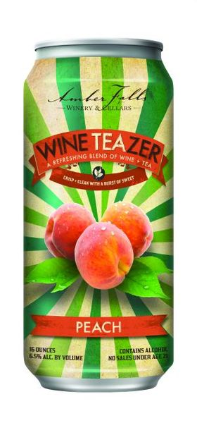 Peach WineTeazer 6 Pack