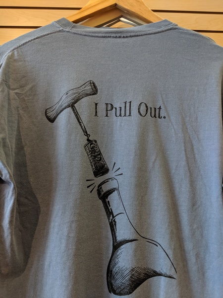 Product Image for I Pull Out Long Sleeved
