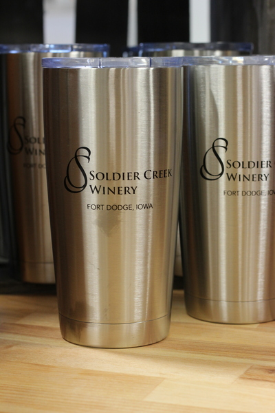 Stainless Steel hot or cold Tumbler