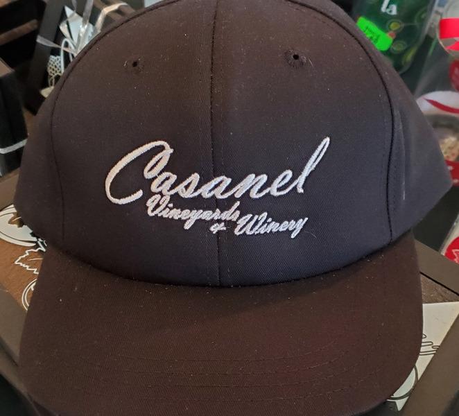 Casanel Black Baseball Cap