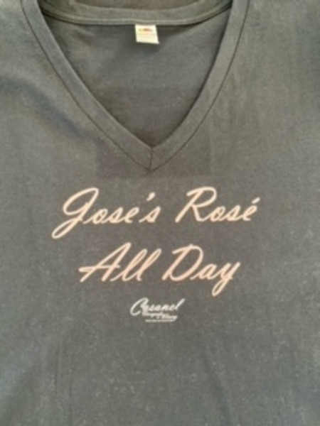 Ladies Joes Rose All Day T-shirt
