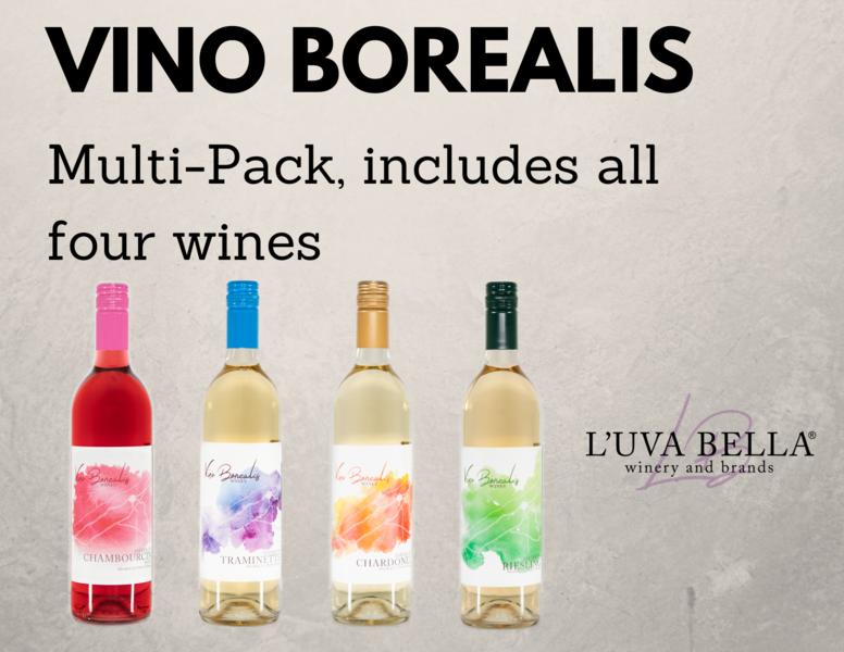 Vino Borealis Multi-Pack