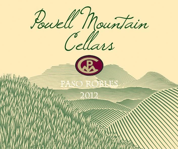 Logo for Powell Mountain Cellars