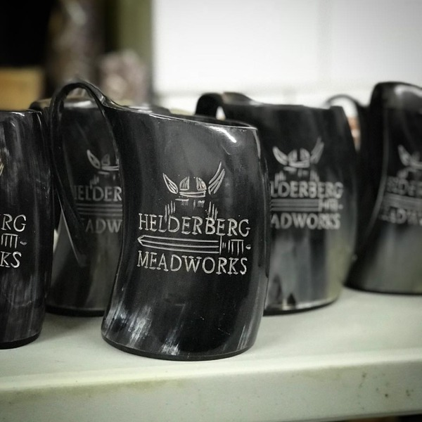 Product Image for Horn mug, 25oz