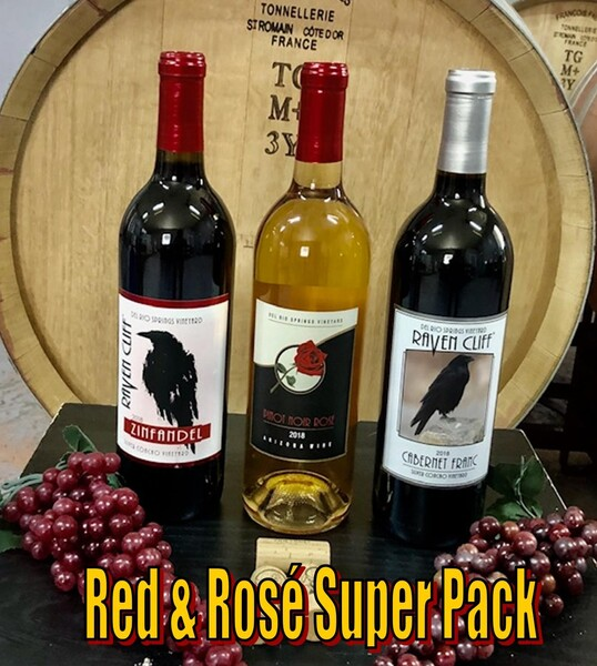 Red &  Rosé Super Pack