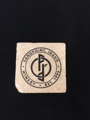 Marble Logo Coaster