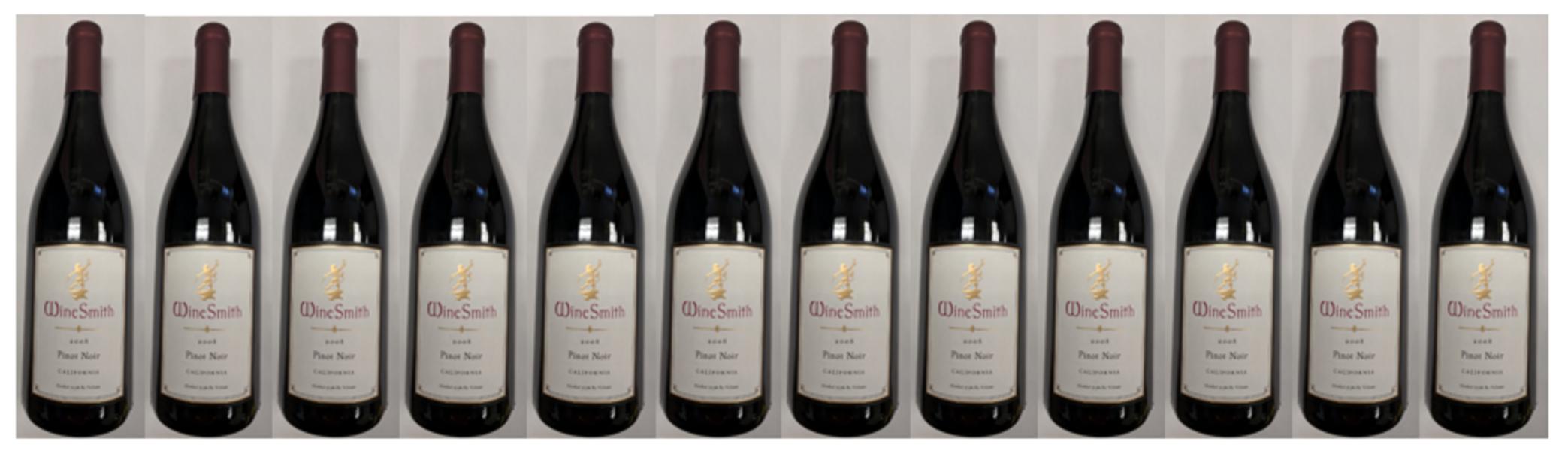 2008 Pinot Noir 12 Pack