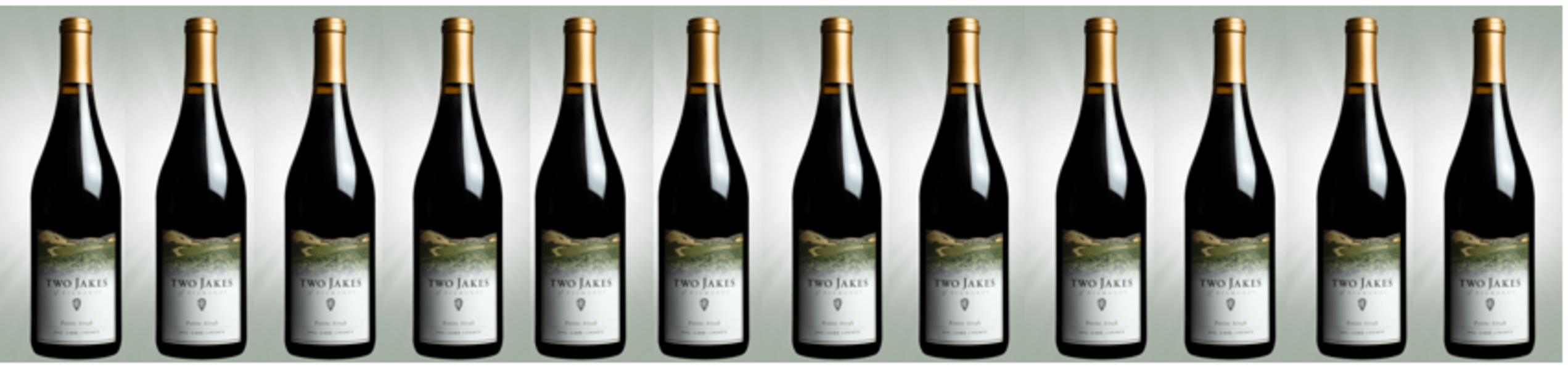 Two Jakes 2013 Petite Sirah Casemates 12 Pack Special