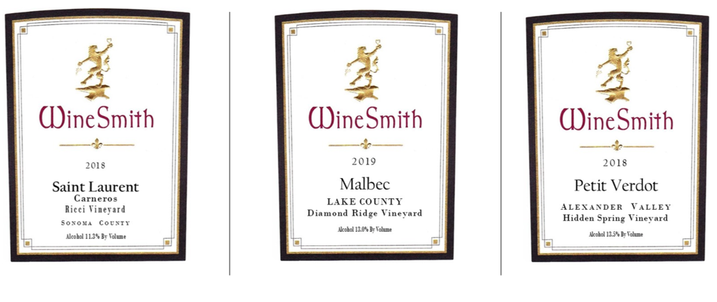 New Release SMP WineSmith Wines