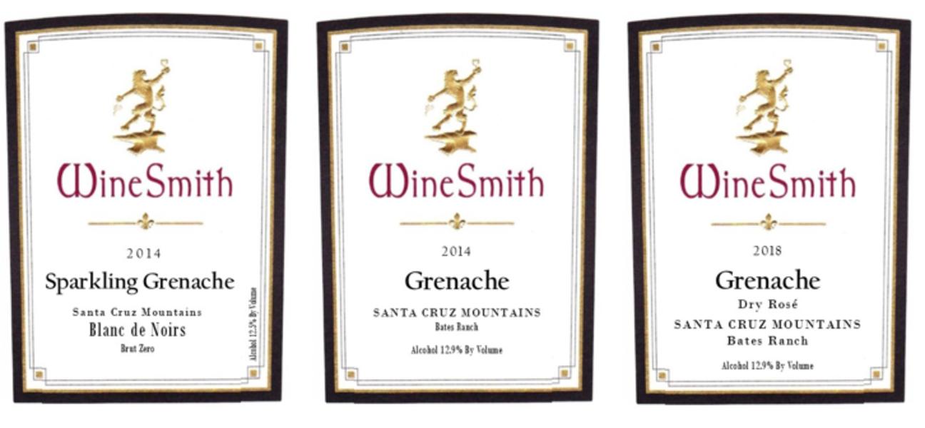 WineSmith Grenache Trio