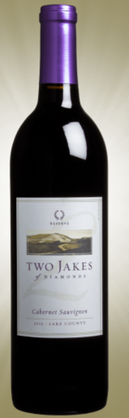 Two Jakes 2013 Cabernet Sauvignon 12 Pack