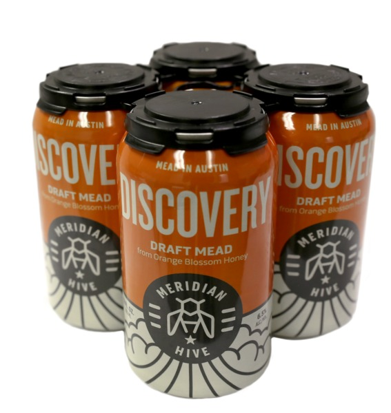 Product Image for Discovery 4 Pack Cans