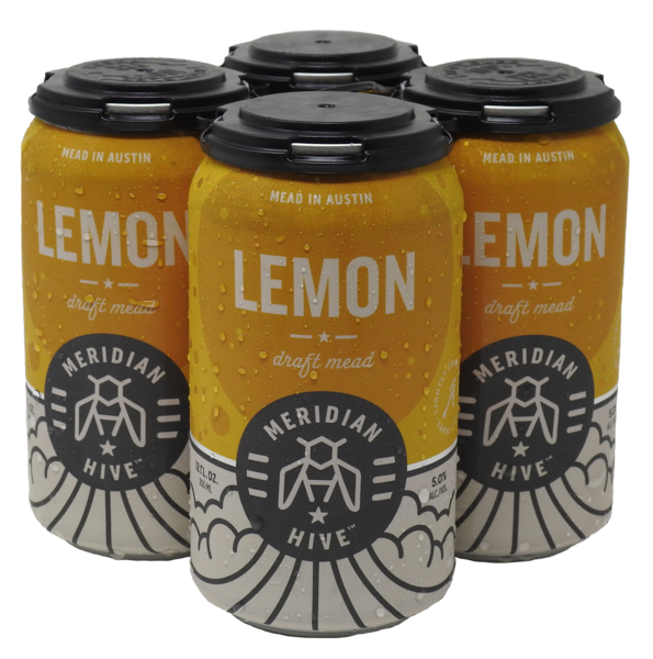 Product Image for Lemon 4 Pack Cans