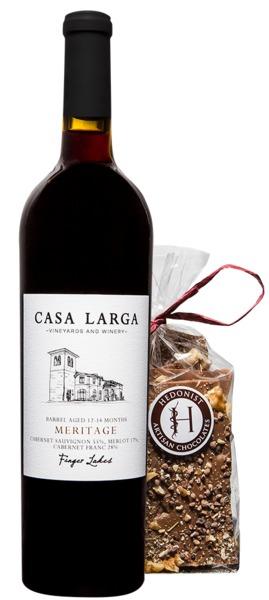 A Little Wine & Chocolate- Meritage