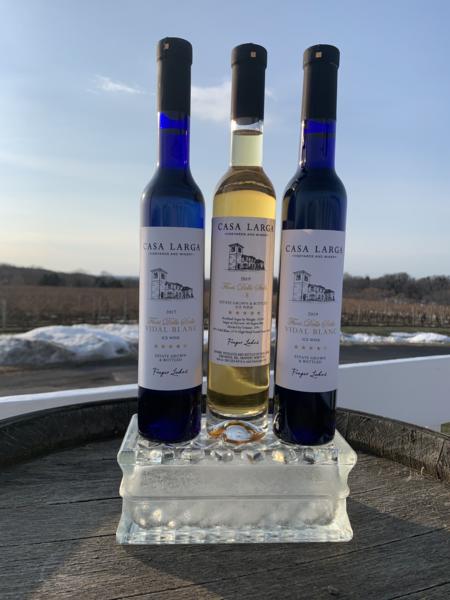 The Ice Wine Trio