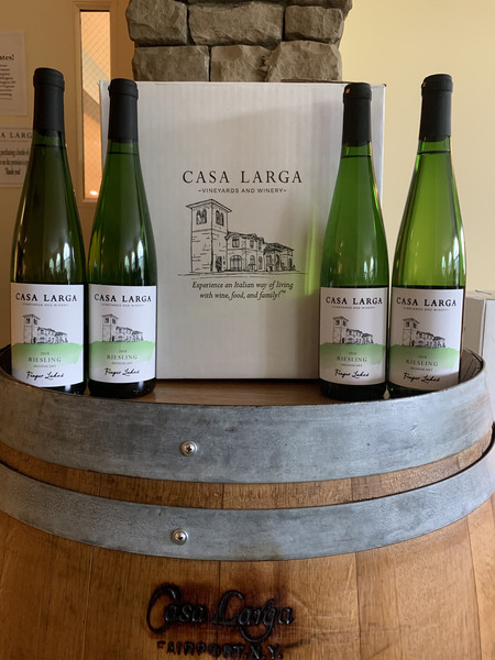 Medium Dry Riesling - Vintage Closeout Case Sale