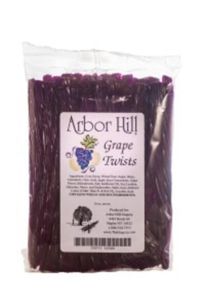 Arbor Hill: Grape Twists