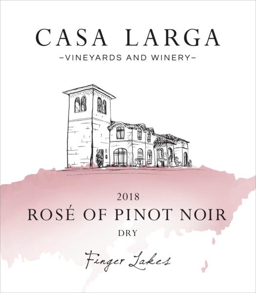2018 Rosé of Pinot Noir: Vintage Closeout Case Sale