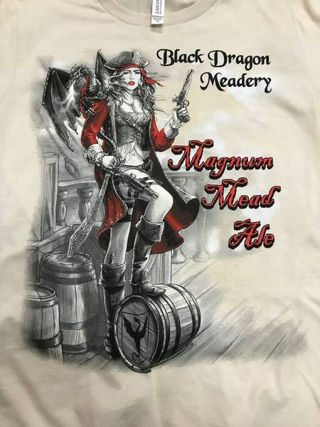 Product Image for Men's MMA Tee - Scarlett Sextant - S