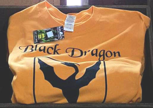 Product Image for Men's Tee - Black Dragon Meadery, L