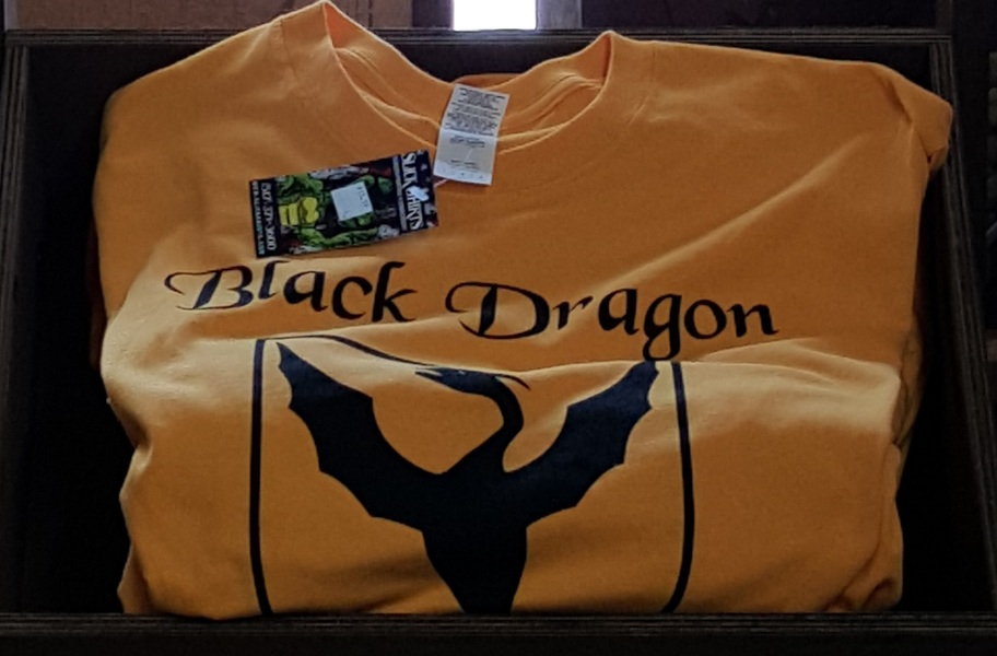 Product Image for Men's Tee - Black Dragon Meadery, S