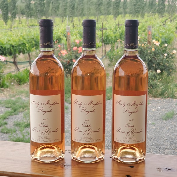 2016 RMV Estate Rosé of Garnacha 3-pack