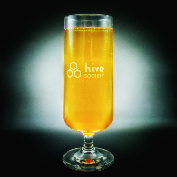 2021 Hive Society Commemorative Glassware
