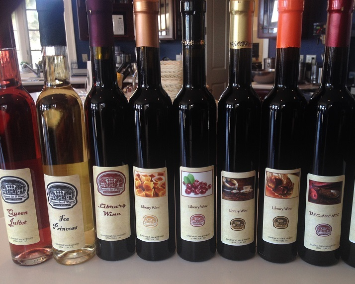 Dessert Wine Sampler Pack